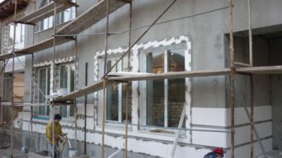 Специалисты говорят: как утеплить фасад
