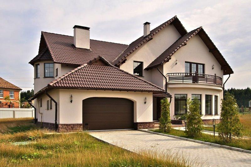 Штукатурка для фасада дома цена